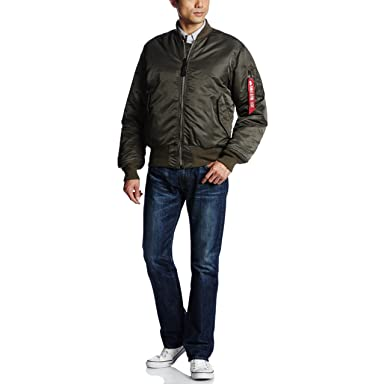 Alpha Industries MA-1 Flight Jacket 2000