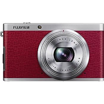 FUJIFILM デジタルカメラ XF1 光学4倍 レッド F FX-XF1R