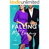 Falling for My Enemy: A Hot Romantic Comedy (Dirty Martini Running Club)