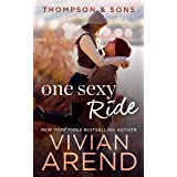 One Sexy Ride (Thompson & Sons Book 3)