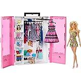 バービー(Barbie) バービーとピンクなクローゼット ドール&ファッションセット 2020年 【ドール ・アクセサリー付き】 GBK12
