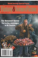 The Magazine of Fantasy & Science Fiction September/October 2016 (The Magazine of Fantasy & Science Fiction Book 131) Kindle Edition