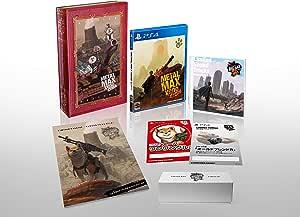 METAL MAX Xeno Reborn Limited Edition - PS4 (【特典】書下ろしアートBOX、DLC「スーパーワンワングルメ」、DLC「オールドフレンドR」、スペシャルサウンドトラック、スペシャルブックレット、行くぜ!30周年!!スペシャル・デカピンズ3種セット 同梱)