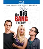 Big Bang Theory: Complete First Season [Blu-ray] [Import]