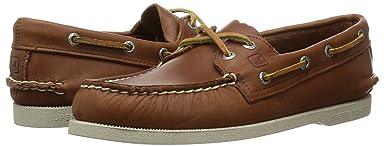 Authentic Original Boat Shoe: Tan