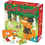 Gamewright Outfoxed Board Game, Multi-Colored, Standard