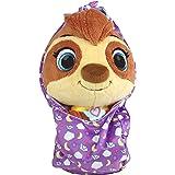 Disney Jr T.O.T.S. Disney Junior T.O.T.S. Cuddle & Wrap Plush Sunny The Sloth Plush