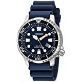 シチズン Citizen Men's BN0151-09L Promaster Diver Analog Display Japanese Quartz Blue Watch 男性 メンズ 腕時計 【並行輸入品】