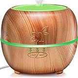 ArtNaturals Aromatherapy Essential Oil Diffuser – (5.0 Fl Oz / 150ml Tank) – Ultrasonic Cool Mist Aroma Humidifier - Adjustab