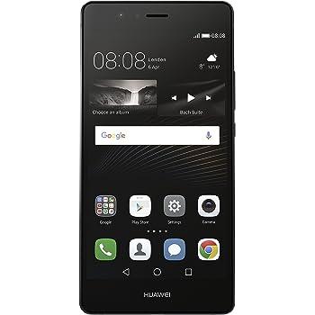 HUAWEI P9 LITE SIMフリースマートフォン VNS-L22-BLACK(ブラック) 【日本正規代理店品】 VNS-L22-BLACK