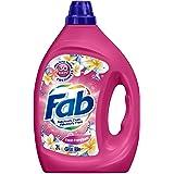 Fab Fresh Franpipani, Liquid Laundry Washing Detergent, (packaging may vary), 2 Liters (2603510)