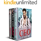 Kiss A CEO: The Complete Chicago CEO Romance Series