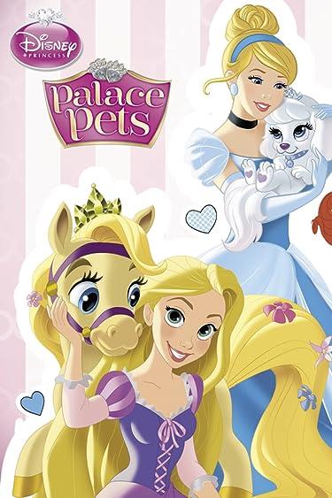 ディズニー  iPhone/Androidスマホ壁紙(640×960)-11 - Disney Princess Palace Pets