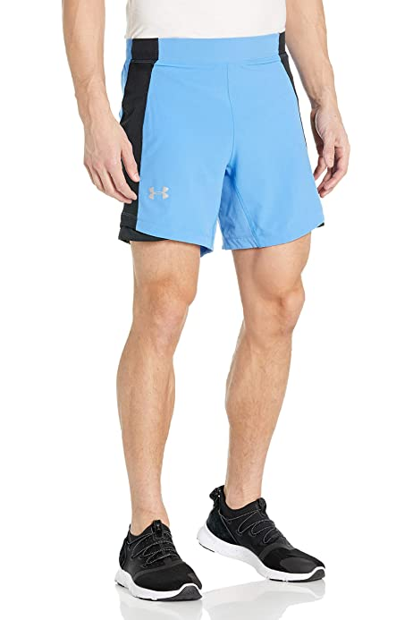 Kippo Mens Running Shorts Phone Pockets for Crossfit Workout Training Gym