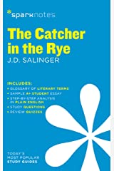 The Catcher in the Rye SparkNotes Literature Guide (SparkNotes Literature Guide Series Book 21) Kindle Edition