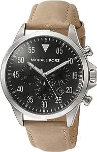 [マイケル・コース] 腕時計 GAGE MK8616 メンズ 正規輸入品 ブラウン