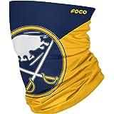 FOCO NHL unisex-adult Nhl Team Logo Neck Gaiter Multiuse