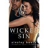 Wicked Sin (Forbidden Bodyguards Book 4)
