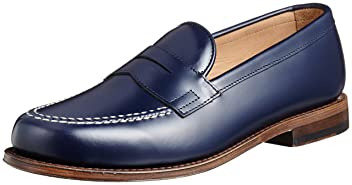 Penny Loafer 11-32-0240-510: Navy