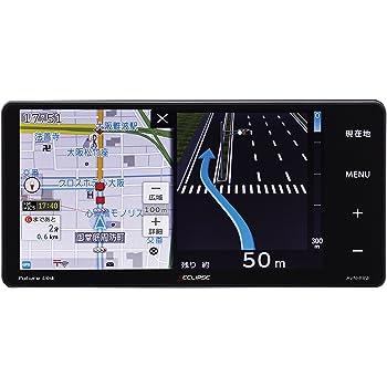 デンソーテン販売 イクリプス(ECLIPSE) カーナビ AVN-R8W 地図無料更新 地デジ(ワンセグ/フルセグ)/VICS WIDE/SD/CD/DVD/USB/Bluetooth/Wi-Fi 7型ワイド AVN-R8W