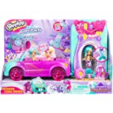 Shopkins Happy Places Mermaid Convertible, Multicolor (B07DYLC3H4)