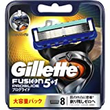 ジレット プログライド フレックスボール マニュアル 髭剃り 替刃 替刃8個入 単品 8コ入