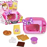 Minnie Mouse 89601 Marvelous Microwave Set Kitchen Accessory