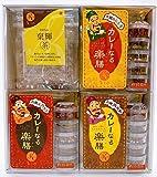 【漢方の氣生】ギフトセット 薬膳カレーキット3種(漢方茶2包3種付)