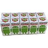 【まとめ売り】日本限定パッケージ! Android [ドロイド君] ミニコレクティブル スタンダードエディション 10個…