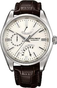 [オリエント時計] 腕時計 ロイヤルオリエント WE0021JD ブラウン