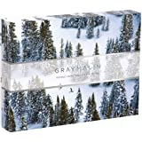 Gray Malin: The Snow Two-Sided Puzzle, 500 Pieces
