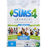 THE SIMS 4 BUNDLE PACK (Outdoor Retreat, Cool Kitchen Stuff, Spooky Stuff)