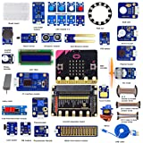 Adeept BBC Micro:bit Sensor Starter Kit | Microbit Programmable Starter Kit For Micro:bit With 35 Projects PDF Tutorial Book