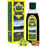 Amla Oil - Brahmi Oil - Blend of Brahmi and Amla Herbal Oil - Keeps the Hair Cool(Hair Oil for Hair Growth) - all Natural - H