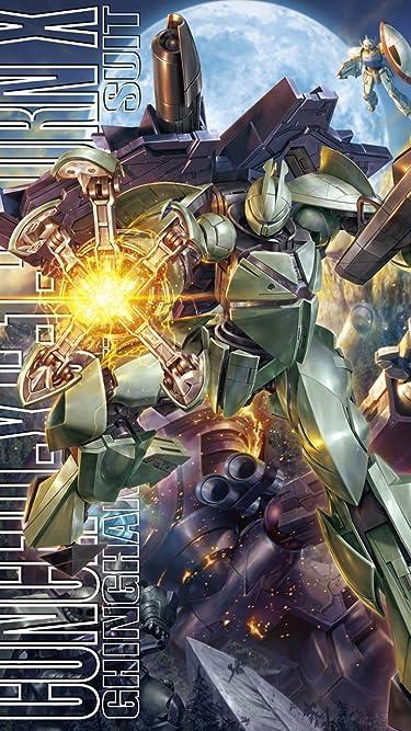 機動戦士ガンダム  iPhone/Androidスマホ壁紙(720×1280)-1 - Concept-X6-1-2 ターンエックス