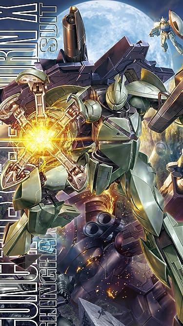 機動戦士ガンダム  iPhone/Androidスマホ壁紙(750×1334)-1 - Concept-X6-1-2 ターンエックス