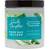 Carol's Daughter Detangling Jelly-to-Cream Conditioner with Glycerin and Aloe, Paraben Free for Moisture, Hydration, and Shin