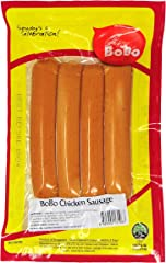 BOBO Chicken Sausage, 4 Count - Chilled