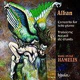 Alkan: Concerto For Solo Piano Troisieme Recueil De Chants