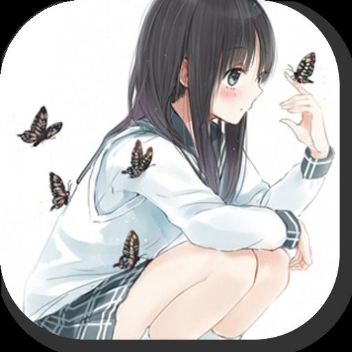 Amazon Co Jp 女子アニメイラスト可愛い画像 人気萌え写真集アプリ Android アプリストア