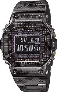 [カシオ] 腕時計 ジーショック Bluetooth 搭載 電波ソーラー GMW-B5000TCM-1JR メンズ