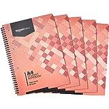 Amazonベーシック 学生用ノート 160ページ A4 70g/m2 5冊組