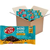 Enjoy Life Baking Chocolate Semi-Sweet Mini Chips, Dairy Free Chocolate Chips, Soy Free, Nut Free, Non GMO, Gluten Free, Vega