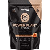 PranaON Plant Based Protein Powder — Great Tasting, Vegan, Power Plant Protein Supplement with BCAA & Probiotics — Non Dairy,