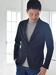Airy Wool 2-button Jacket 117-04-0188: Navy