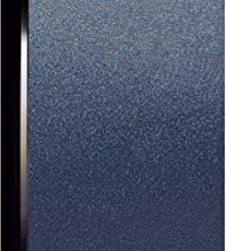 Duofire 遮光窓用フィルム 目隠しシート 紫外線(UV)カット 日差し・西日対策 プライバシー保護 装飾ガラスフィルム 無接着剤 静電気吸着 水で貼る・貼り直し可能