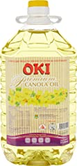 OKI Canola Oil, 5L
