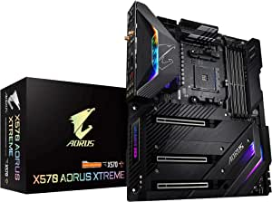 GIGABYTE ギガバイト X570 AORUS XTREME E-ATX マザーボード [AMD X570チップセット搭載] MB4786