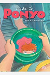The Art of Ponyo Hardcover