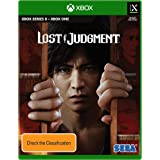 Lost Judgment - Xbox One/Xbox Series X